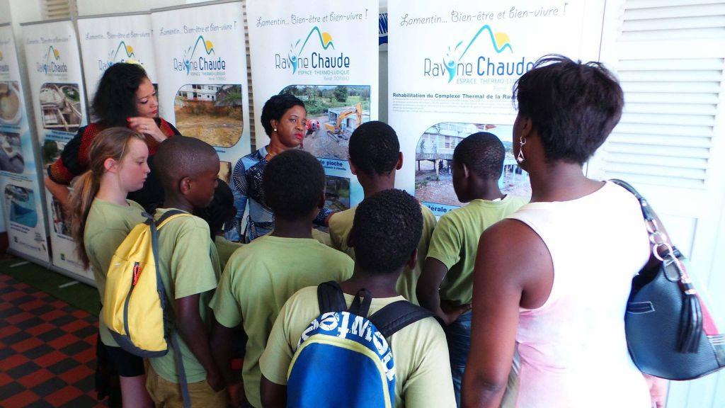 Martinique. A la découverte de l'histoire de Ravine Chaude