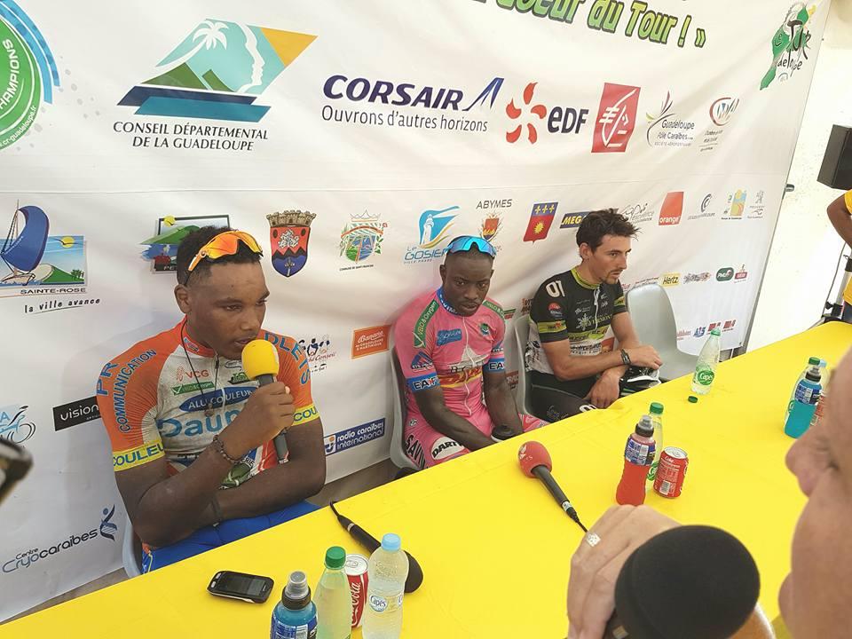 Tour cycliste de Guadeloupe