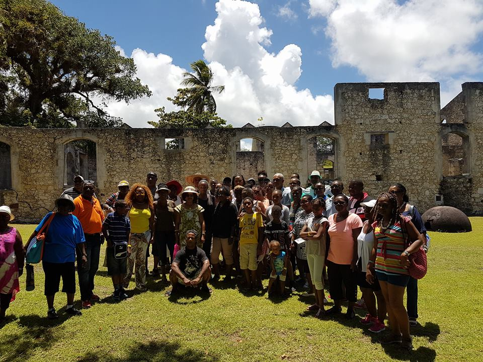 Guadeloupe rencontre fructueuse grand bourg marie galante concernant le tourisme outremers - Office de tourisme marie galante ...