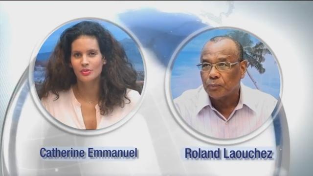 Les dernières infos du Jt de KMT Martinique.