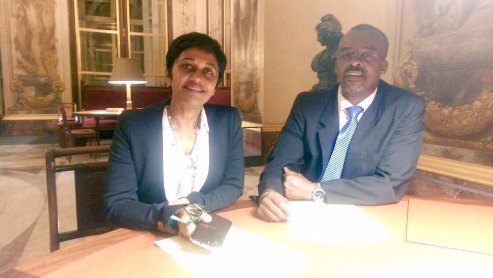 GUADELOUPE. Réaction de Ary CHALUS après la nomination de Ericka BAREIGTS au Ministère des Outre mer