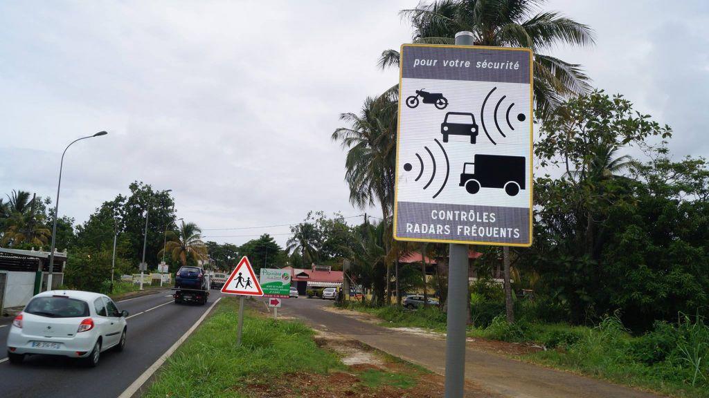 GUADELOUPE. Sécurité routière : Contrôles renforcés pour le week-end de la Toussaint et mise en service des radars « double sens »