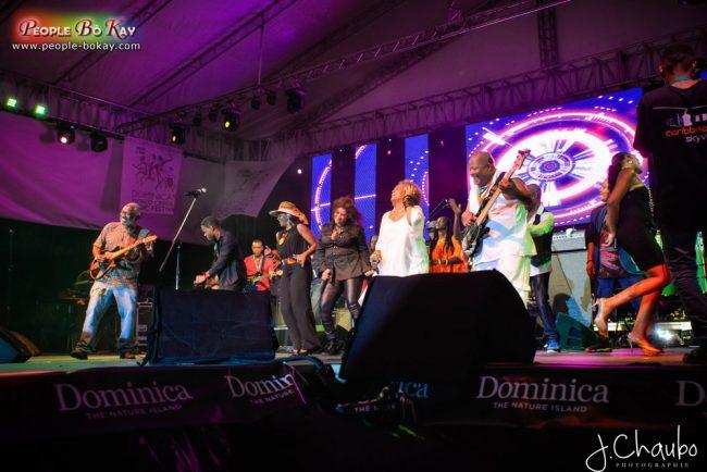 [Vidéo]La 19 ème édition du World Creole Music Festival de la Dominique ce week end (PeopleBokay)