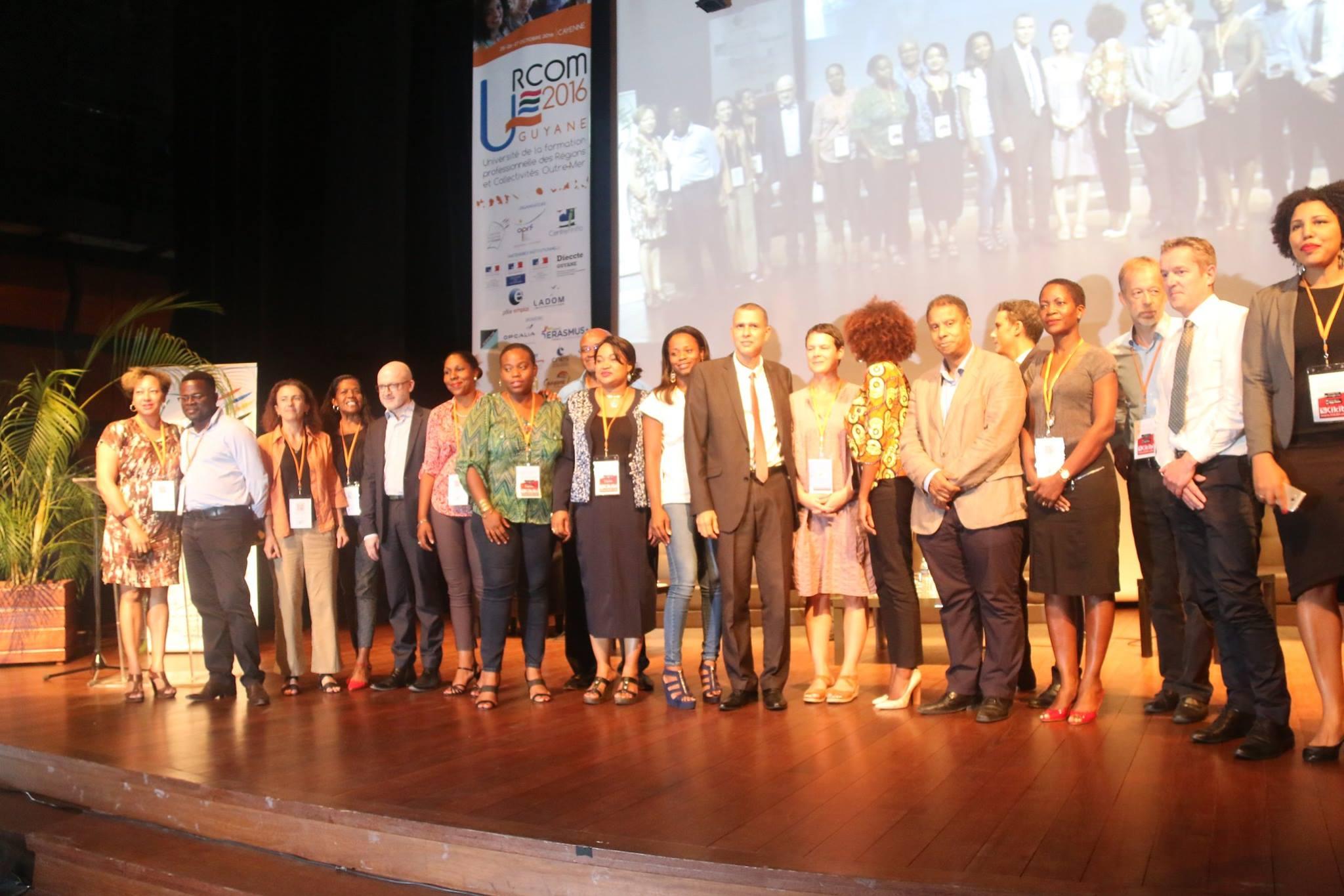 GUYANE. 5ème édition de l'université de la formation professionnelle des Régions et Collectivités Outre mer