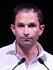 HEXAGONE. Primaire de la gauche Benoît Hamon serait largement devant Manuel Valls, selon un sondage sortie des urnes (Le Soir)