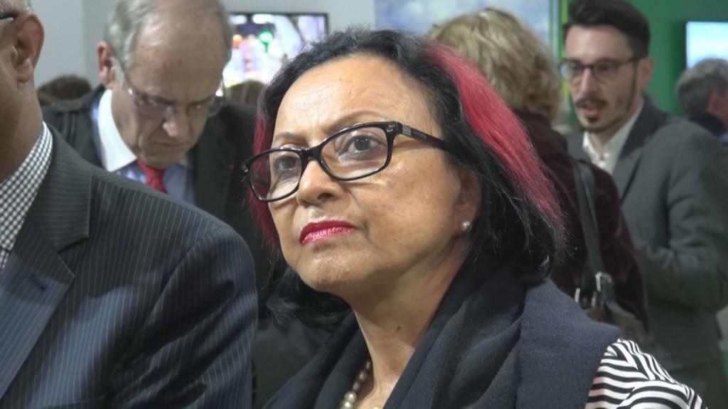 GUYANE. Hélène SIRDER nommée pour siéger au comité consultatif des forêts d'Outre mer.