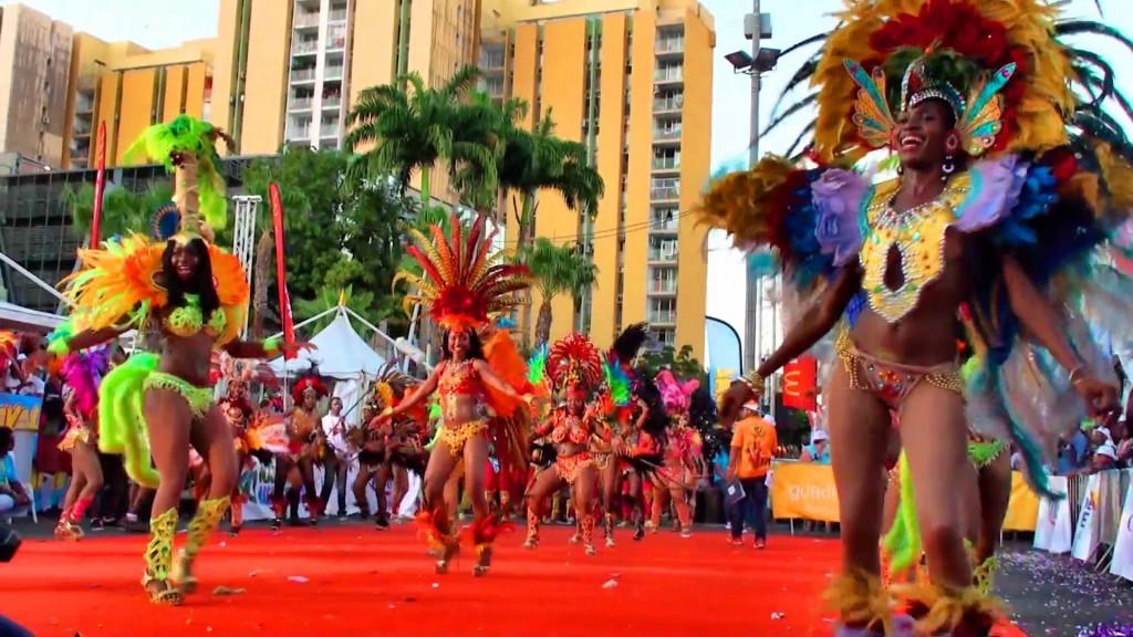 carnaval guadeloupe direct