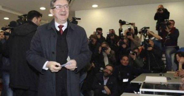 ELECTION PRESIDENTIELLE. Présidentielle française: Jean-Luc Mélenchon s'imposerait dans la France d'outre-mer (RTBF)