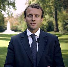 ELECTION PRESIDENTIELLE. Victoire de Emmanuel MACRON au premier  tour  à face à Marine Le pen