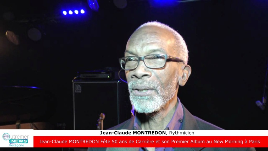 [Vidéo] HEXAGONE. Jean Claude MONTREDON au New Morning