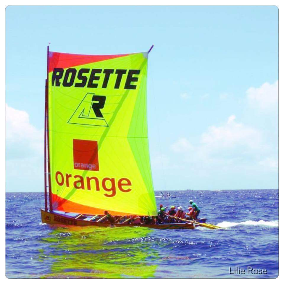 Martinique.Rosette remporte le prologue du tour des yoles rondes