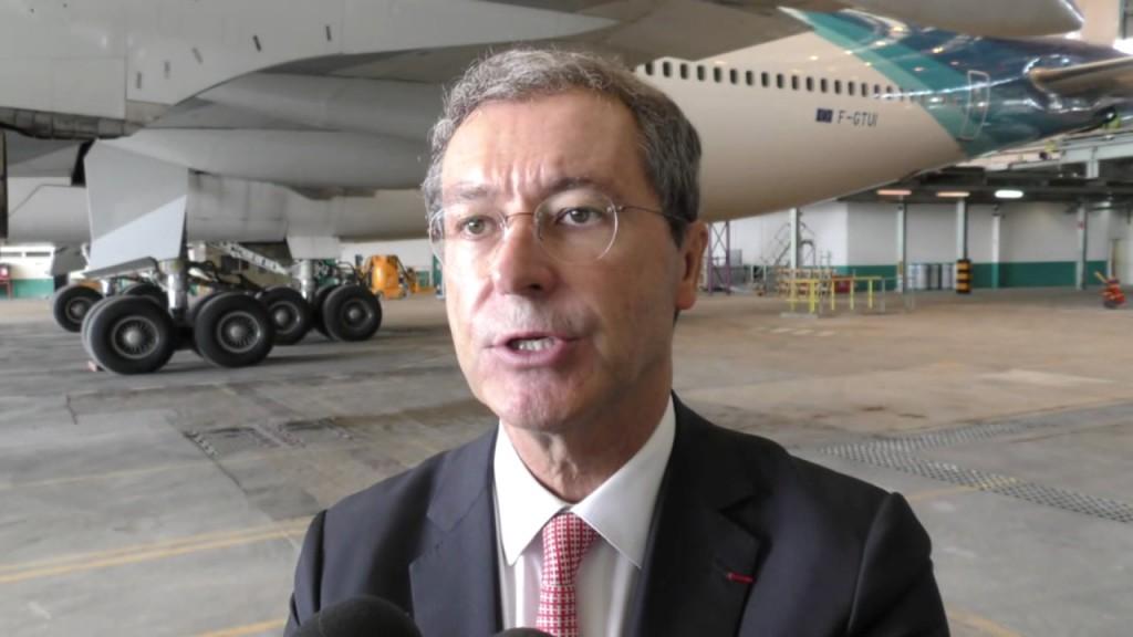 [Vidéo] HEXAGONE. Inauguration du Hangar HN7 CORSAIR