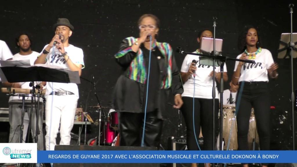 [Vidéo] HEXAGONE. Regards de Guyane 2017 avec l'association DOKONON à BONDY