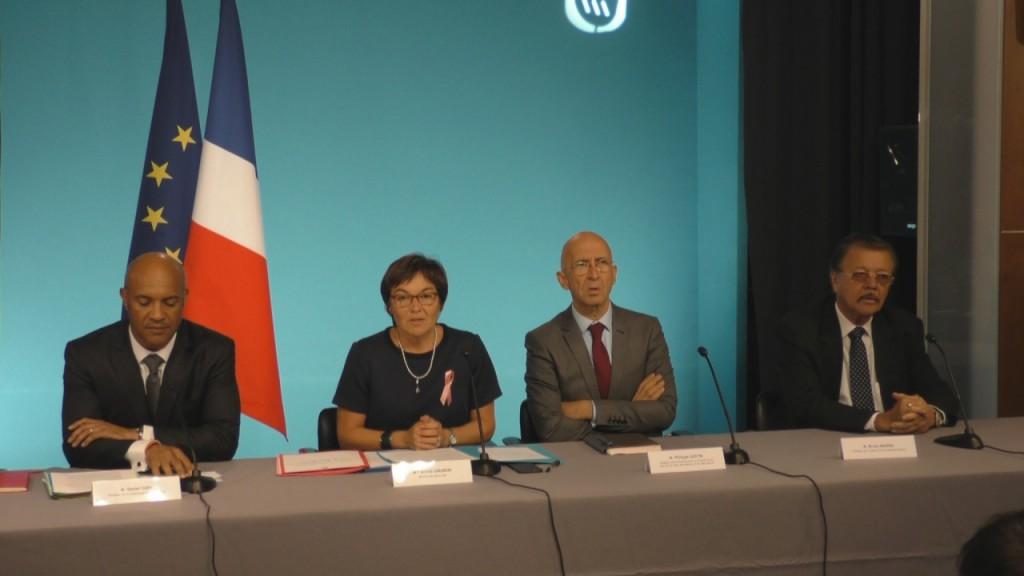 HEXAGONE.Réunion du Comité interministériel pour la reconstruction des îles de Saint-Martin et de Saint-Barthélemy