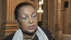 GUADELOUPE. Josette BOREL-LINCERTIN rend hommage à Julien CHOVINO