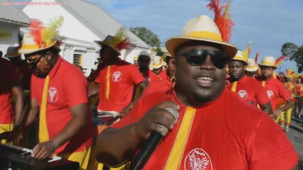 [Vidéo]HEXAGONE. Parade carnavalesque à Goyave Guadeloupe.