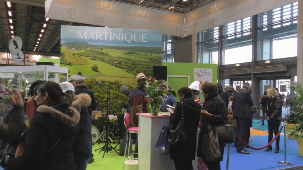 [Vidéo] La Martinique au Salon de l Agriculture Porte de Versailles