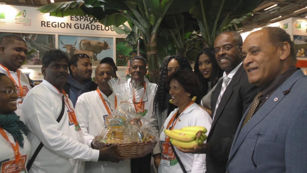 [Vidéo] La Guadeloupe au salon de l Agriculture 2018