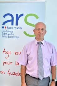 GUADELOUPE . Départ de Patrice RICHARD Directeur de l'ARS pour de nouvelles fonctions.