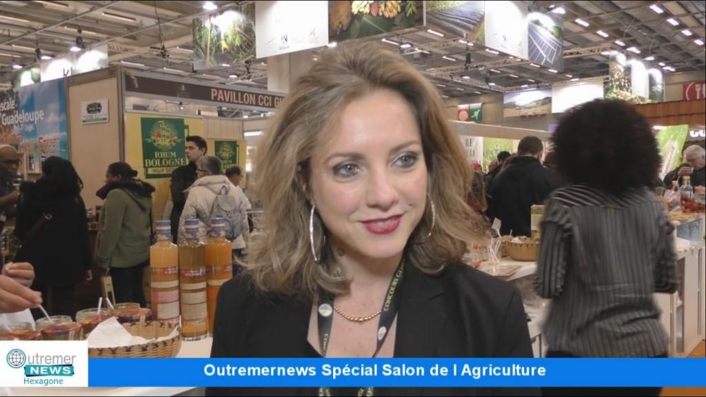 [Vidéo] Spécial salon de l Agriculture sur le stand de la Guyane