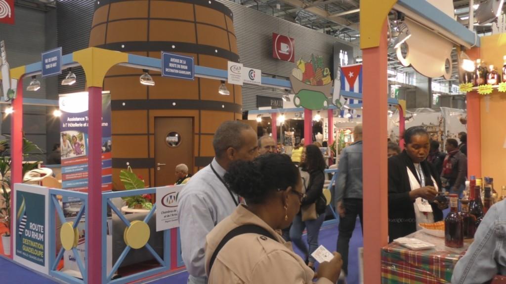 [Vidéo] HEXAGONE. La Guadeloupe à la Foire de Paris 2018