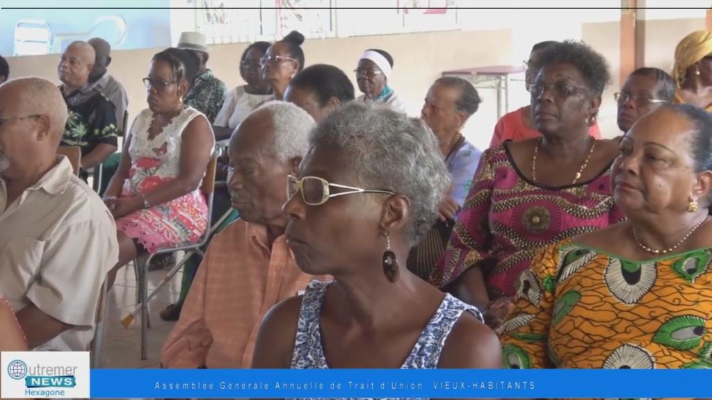 [Vidéo] GUADELOUPE. Assemblée Générale de l Association Trait d'Union