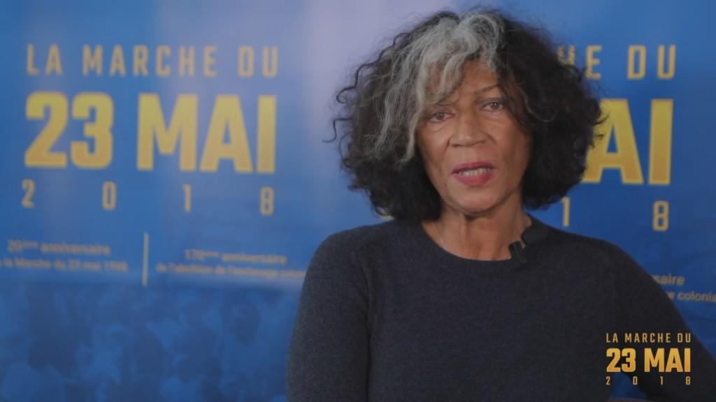 [vidéo] HEXAGONE. Outremernews depuis la Foire de Paris(suite) et Marie Josée ALIE pour ma Marche du 23 Mai 2018