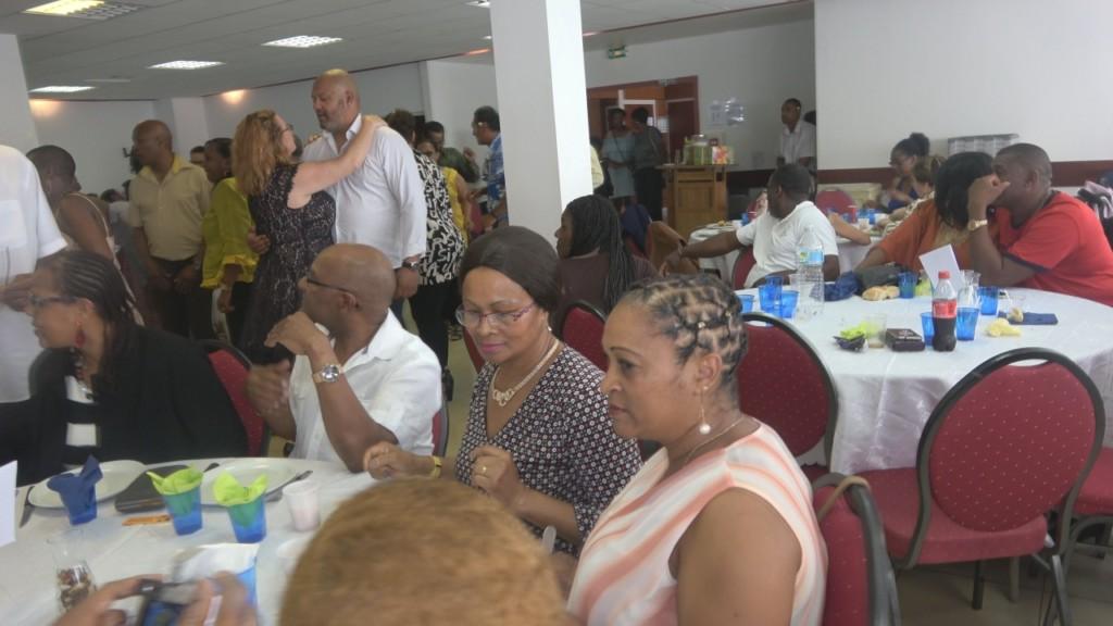 [Vidéo] HEXAGONE. Week end de Pentecôte pour les ultramarins avec le Club Caraïbes