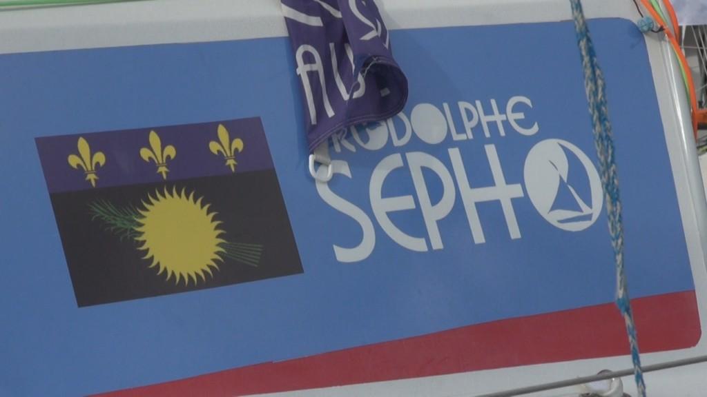 [Vidéo] Spéciale Route du Rhum 2018. Interview de Rodolphe SEPHO Skipper