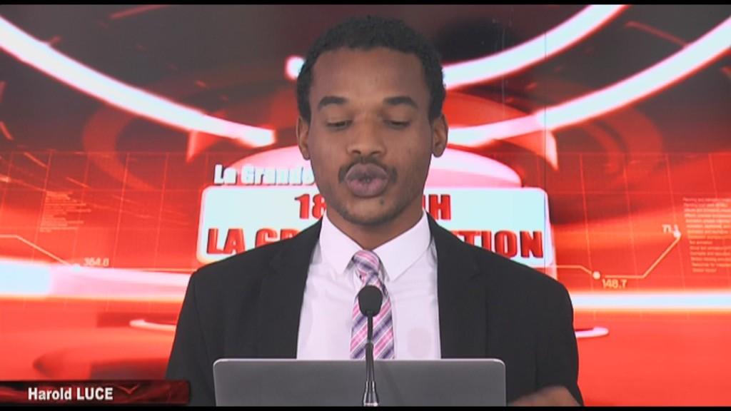 [Vidéo] GUADELOUPE. Le Jt de Canal 10