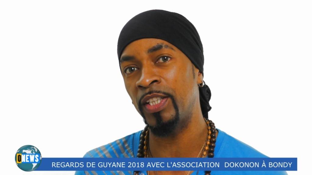 [Vidéo] HEXAGONE. REGARDS DE GUYANE AVEC DOKONON LE 10 NOV 2018 À BONDY