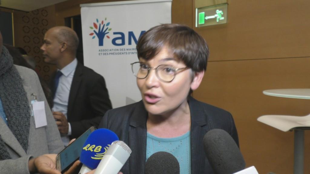[Vidéo] Réaction de la Ministre des Outre mer Annick GIRARDIN sur la situation à la Réunion