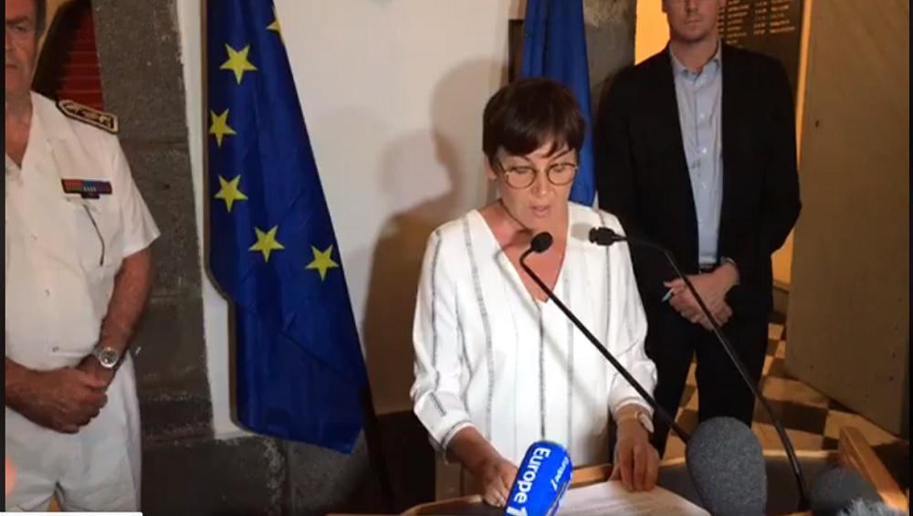 REUNION. Annick Girardin annonce des mesures sociales pour les Réunionnais (Source freedom)
