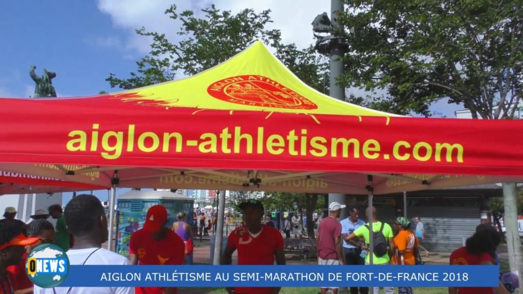 [Vidéo] MARTINIQUE. AIGLON ATHLÉTISME ET SOIRÉE PLM SEMI MARATHON FdeF 2018