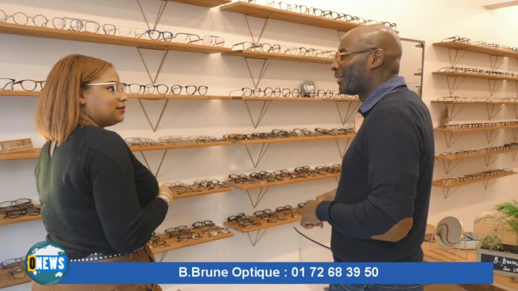 [Vidéo] HEAGONE. Deux Professionnels Antillais de l'Optique au 128 Bvd Brune à Paris 14ème.