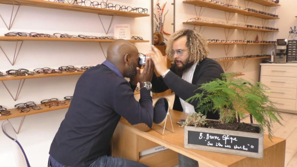[Vidéo] HEXAGONE. Rencontre avec les créateurs de B. Brune Optique à Paris