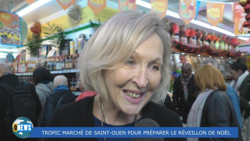 [Vidéo] HEXAGONE. Affluence à Tropic Marché pour les fêtes de Noël