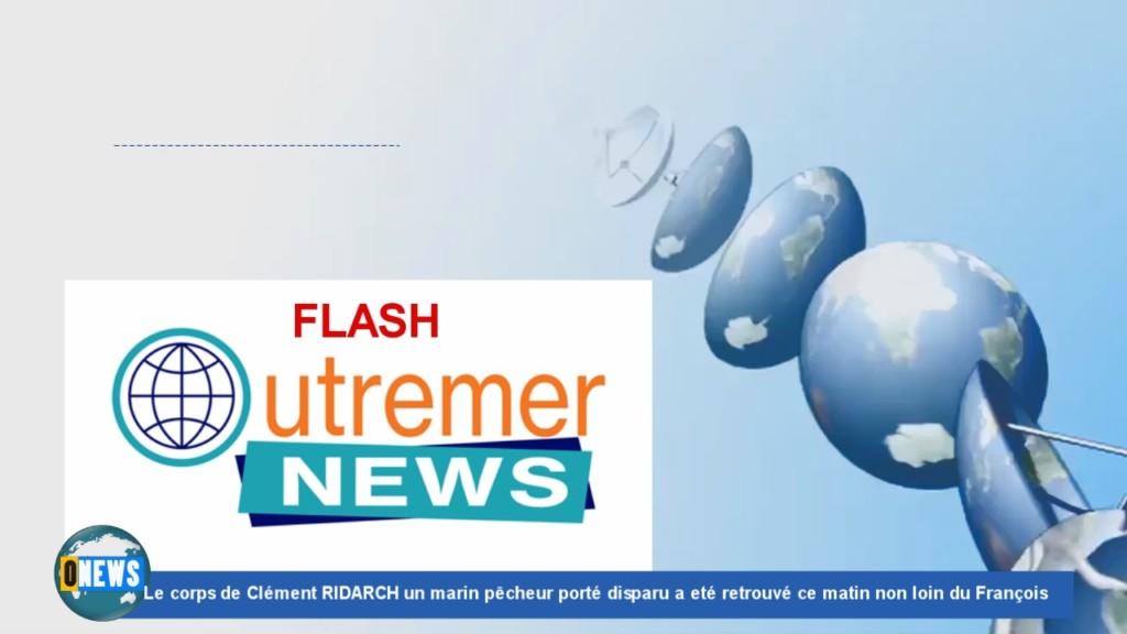 MARTINIQUE. LE corps du marin pêcheur Clément RIDARCH disparu depuis mercredi a été retrouvé ce matin pas loin du François