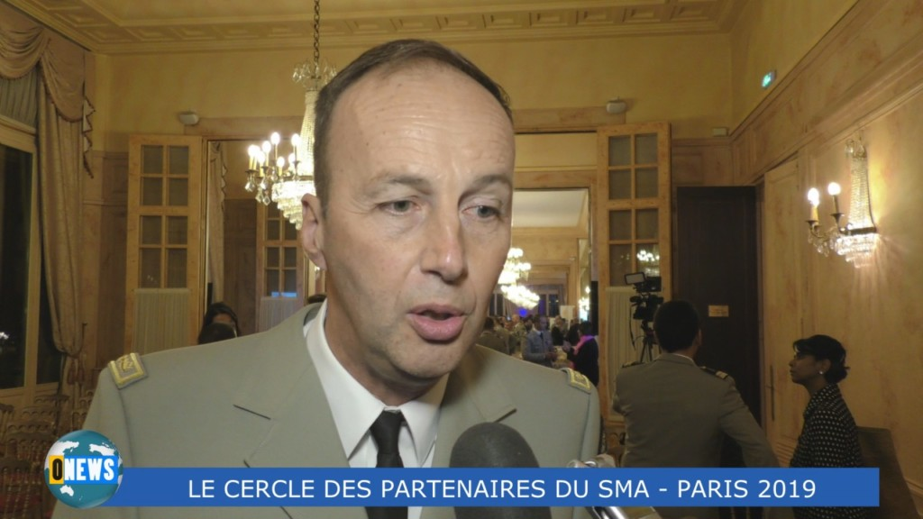 [Vidéo] HEXAGONE.  SMA 2019 le Cercle des Partenaires du SMA Au Cercle National des Armées à Paris