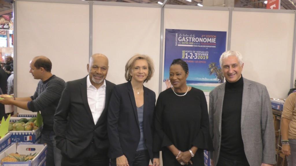 [Vidéo] 4ème Salon de la Gastronomie des Outre mer et de la Francophonie