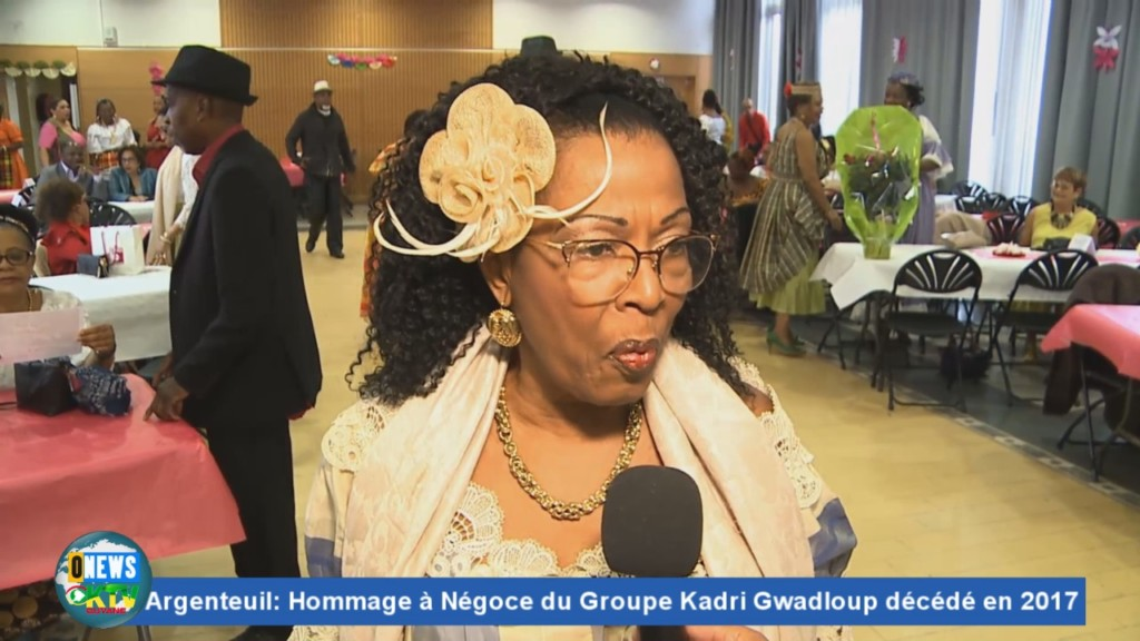 [Vidéo]HEXAGONE. Hommage à Négoce décédé en 2017