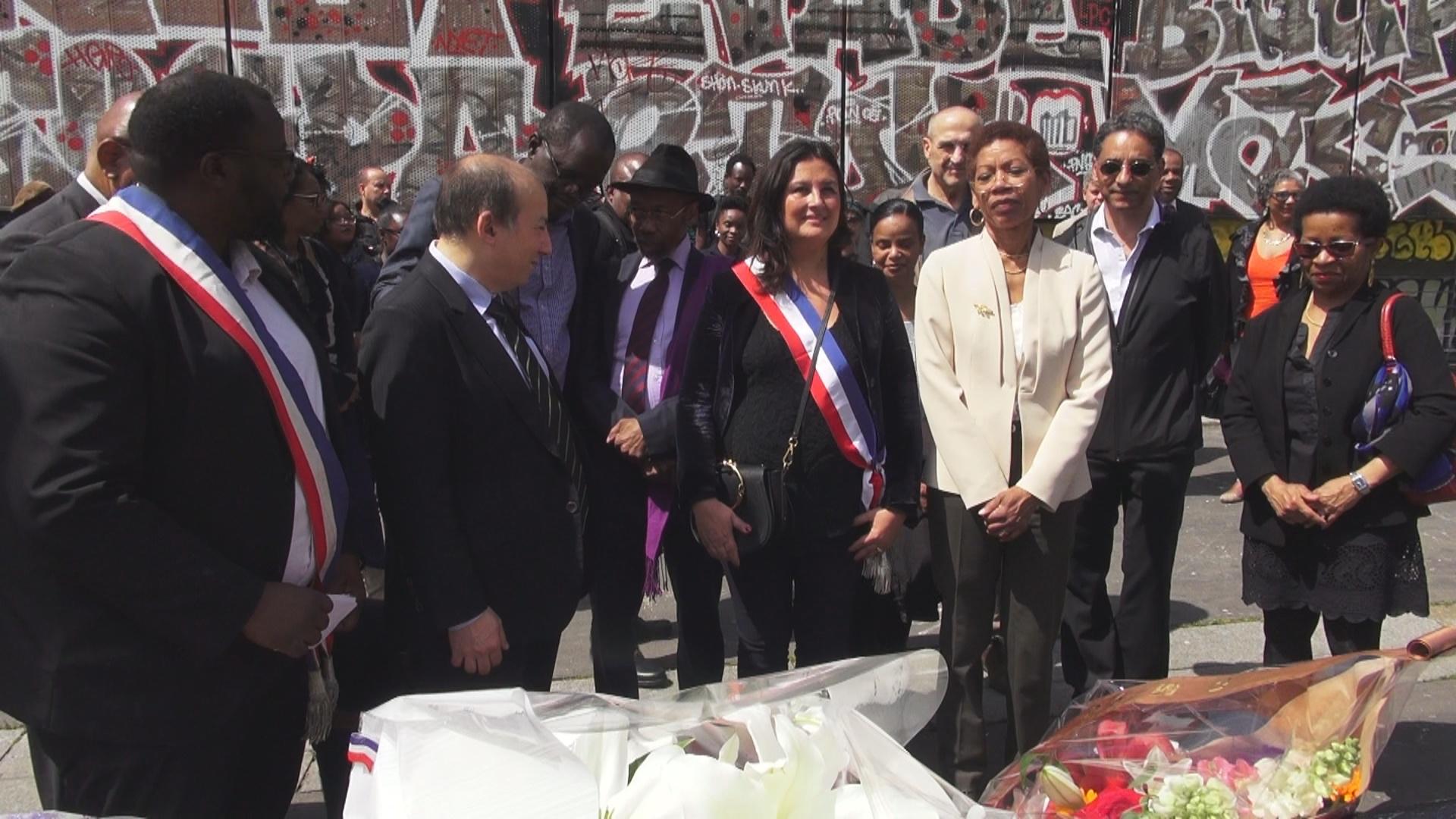 [Vidéo] Cérémonie en hommage à Louis DELGRES et aux victimes de l esclavage le 23 Mai