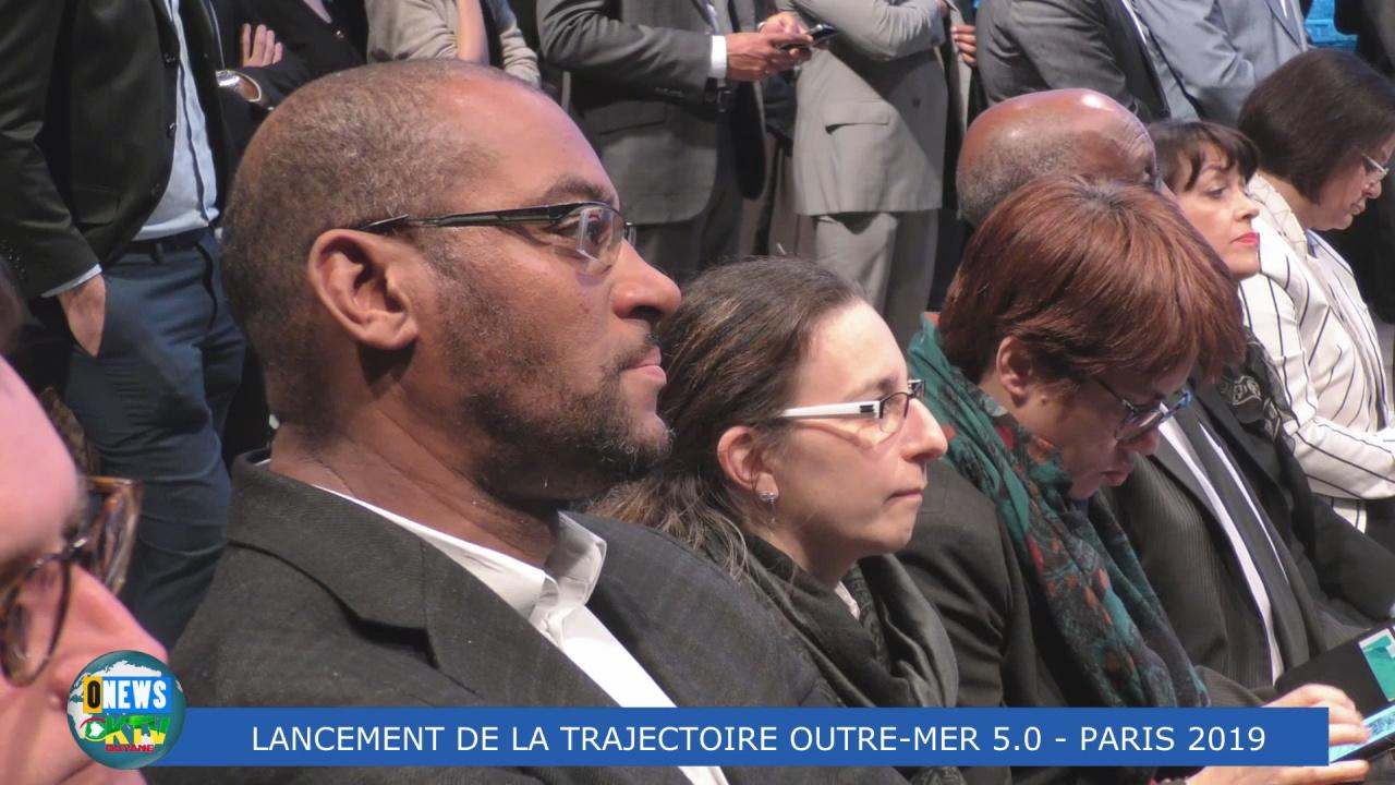 [Vidéo] HEXAGONE. Lancement de la Trajectoire 5 0 à Paris
