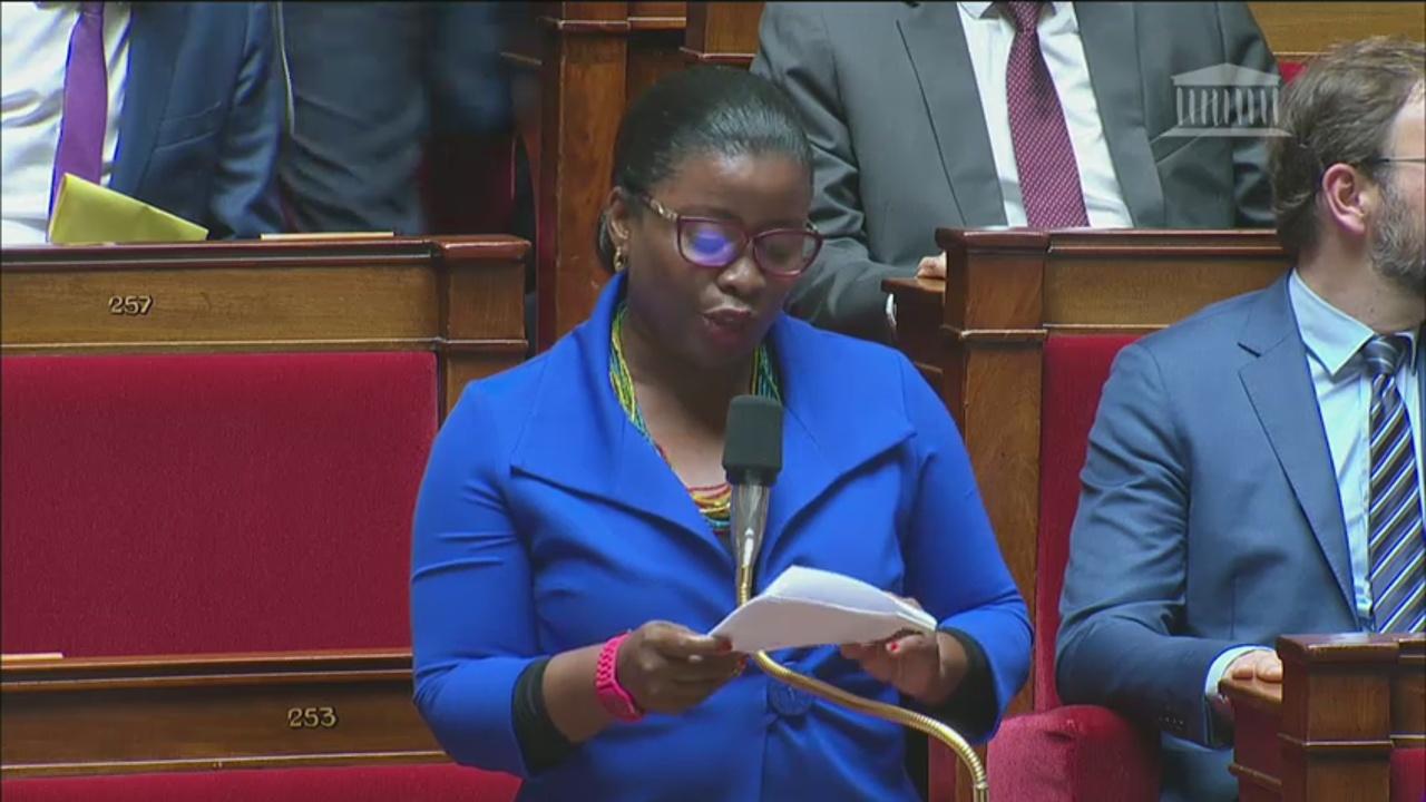 [Vidéo] HEXAGONE. Intervention de Justine BENIN Députée de Guadeloupe sur le CHU de Pointe à Pitre