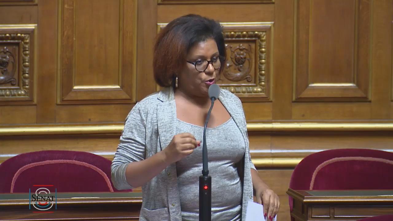 [Vidéo] HEXAGONE. Catherine CONCONNE Sénatrice Martinique se félicite de la venue de médecins cubains en Martinique