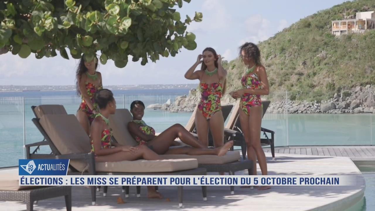 [Vidéo] A Saint Martin les demoiselles se préparent pour l élection du 5 octobre 2019