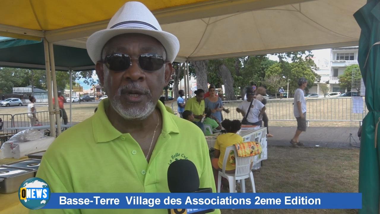 [Vidéo] GUADELOUPE. Village des Associations ce week end à Basse terre