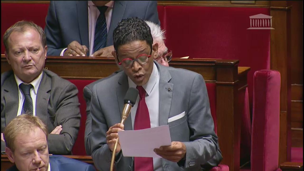 [Vidéo] ONEWS Paris. Intervention à l Assemblée du Député de Martinique Jean Philippe NILOR