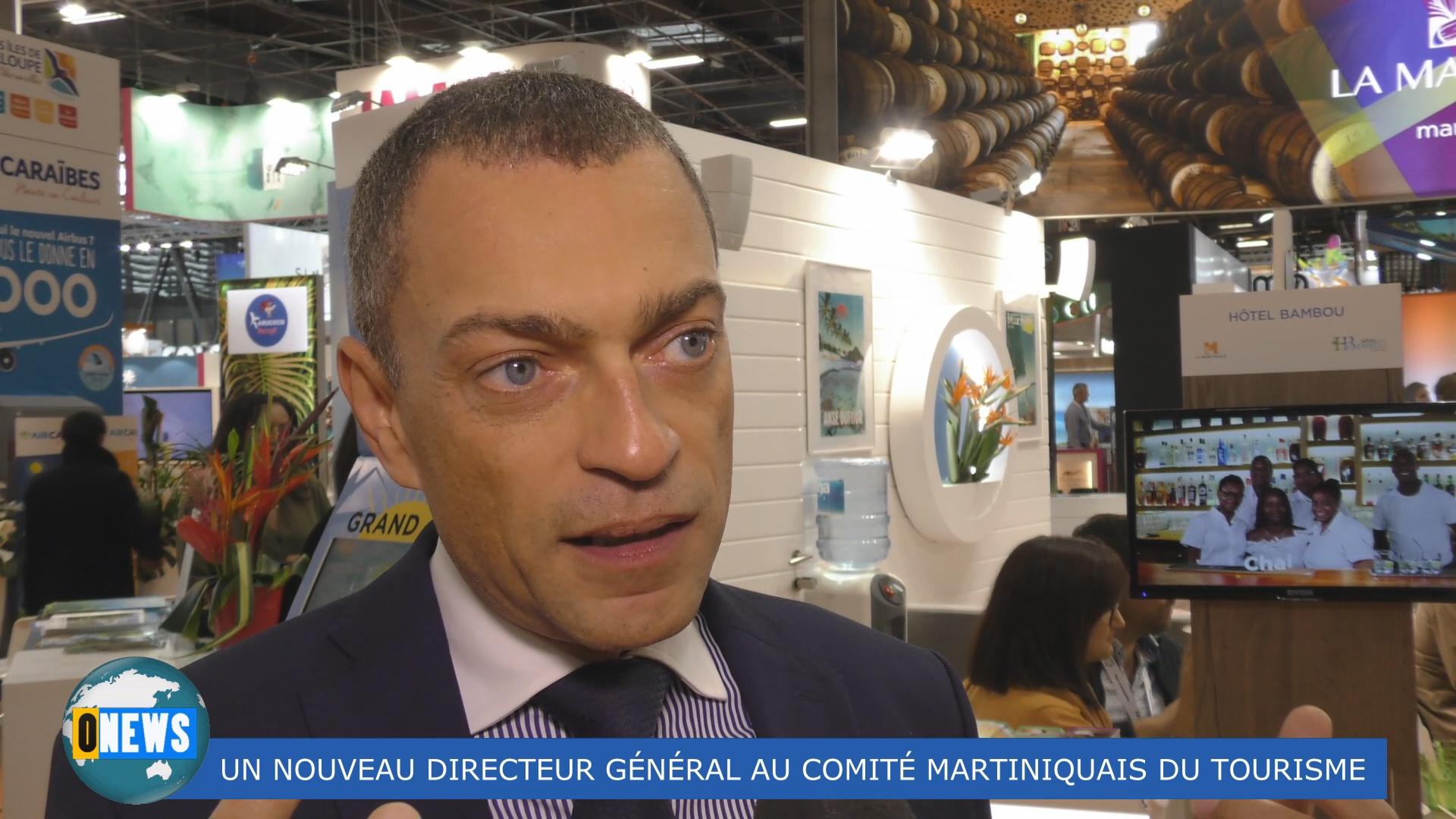 [Vidéo] HEXAGONE. Onews depuis le Top résa. Interview de François BALTUS-LANGUEDOC  nouveau Directeur général du CMT