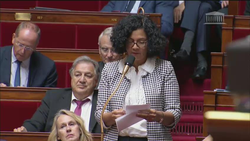 [Vidéo] Hexagone. Intervention d'une députée de la Réunion à l'Assemblée pour des mesures de Justice sociale en Outre mer